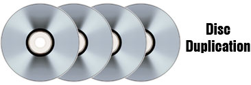 disc duplication copies