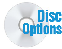 disc options