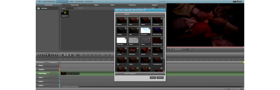 edit video effects free software tutorial