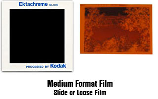 medium format film conversion
