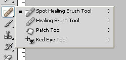 red-eye removal healing tool options