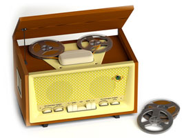 Reel to Reel Audio Conversion Digital | Reel to Reel to CD