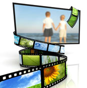DVD Video for TV slides negatives photos video tapes movie film