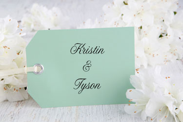 wedding photo slide show
