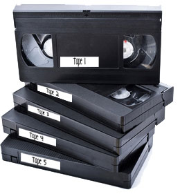 video tape preparation tips